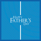 Father's day — Stockvector