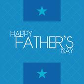 Father's day — Stok Vektör
