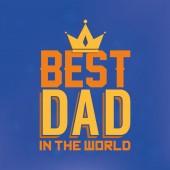Szczęśliwy dzień ojca — Wektor stockowy