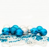 Photo of Christmas balls close-up — Stock Photo