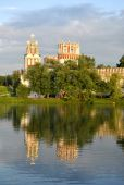 Chapel of the Novodevichy Convent — Stock Photo