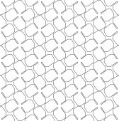 Black and white seamless pattern modern stylish with line, abstract background. — Vetor de Stock