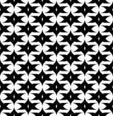 Black and white seamless pattern, abstract background. — Wektor stockowy