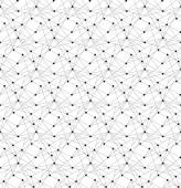 Černá a bílá geometrický vzor bezešvé s linkou, abstraktní pozadí. — Stock vektor