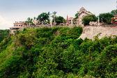 Ancient village Altos de Chavon - Colonial town reconstructed in Dominican Republic. Casa de Campo, La Romana, Dominican Republic. — Stock Photo