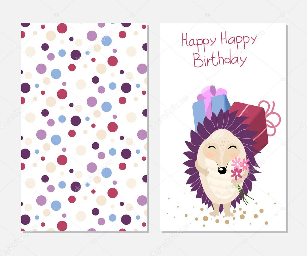 Распечатайте и вырежьте открытку