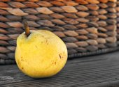 Yellow pear — Stock Photo