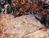Boże Narodzenie ozdoba tło — Zdjęcie stockowe