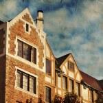 English style house — Stock Photo #60782729