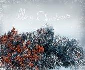 Christmas decoration background — Foto de Stock