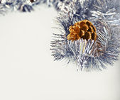 Christmas decoration background — Stock fotografie