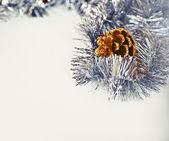 Christmas decoration background — Fotografia Stock