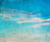 Cloud v modré obloze — Stock fotografie