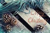 Merry Christmas holiday background — Stock Photo