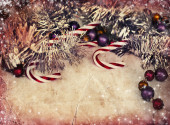 Merry christmas festive background — Foto de Stock