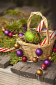 Merry Christmas holiday background — Stockfoto