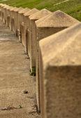 Kaliforniya'da Oakland mezarlığı — Stok fotoğraf