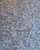 Ice on  window glass background — Stock Photo
