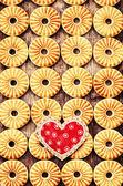 Love valentines day background — Stock Photo