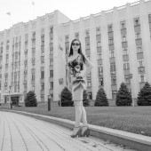 Lovely girl — Stock Photo