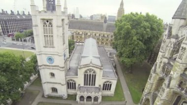 Westminster Abbey — Stock Video