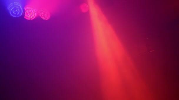 Moving head reflector — Vidéo