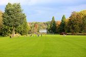 Beautiful recreational park — Foto de Stock