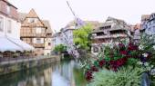 Beautiful Strasbourg in summer time — Stock Photo