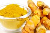 Turmeric (Curcuma longa L.). — Stock Photo