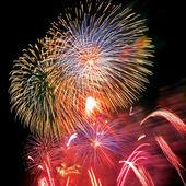 Firework Celebration. — Stock Photo