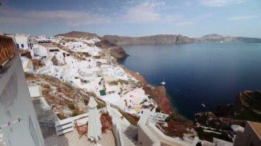 Oia, Santorini Greece — Vídeo de Stock