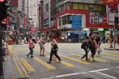 HONG KONG, HONG KONG - SEPTEMBER 2012 — Stock Photo