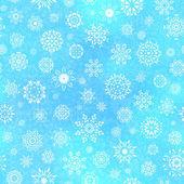 Wzór śnieżynka — Wektor stockowy