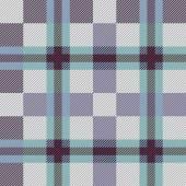 Seamless tartan patterns — Stock Vector
