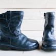 Childrens boots — Stock Photo #54177145