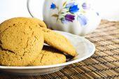 糖蜜クッキー — ストック写真