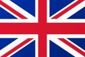 Great Britain, United Kingdom flag — Stock Vector