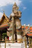 Giant Keeper in Bangkok Grand Palace, Wat Phra Kaeo Thailand — Stock Photo