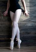 Красивые балерина — Стоковое фото
