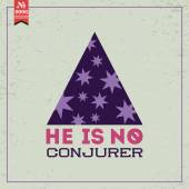 He is no conjurer. proverb — Stock Vector