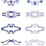 Arabesque free design — Stock Photo #59705623