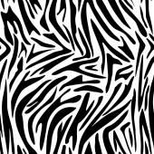 Zebra stripes background — Stock Vector