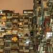 Overcrowded Flat in Hong Kong — Stock Photo #61851005