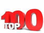 Top 100. — Stock Photo