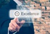 Excellence Concept — Stock Photo