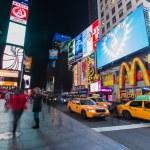 New York Times Square — Stockfoto #63560827