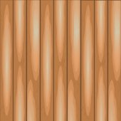 Wood background. Vector illustration — Stock Vector
