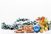 Chistmas theme. — Stockfoto