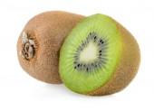 Kiwi fruit isolated — Stock Photo
