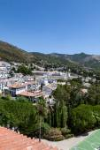 Andalusian white villages in Spain — Stock Photo